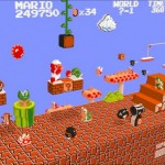 Classic video games in 3D [pics]