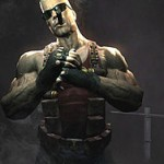 Duke Nukem's new weapon:  Poo  [Duke Nukem Forever video]