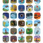 Super Mario Bros: 25 years of deaths [pic]