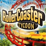 Craziest Roller Coaster Tycoon park you will ever see [pic]