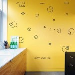 Asteroids Wall Stickers [pic]