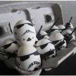 Stormtrooper eggs are awesome [pic]