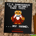 Valentines day cards from video game characters [pics]