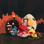 Scary Angry Bird Zombies [pics]