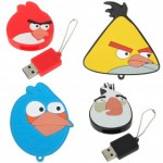 Angry Birds USB flash drives [pics]