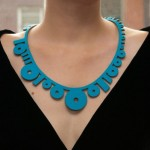 Geeky binary necklace [pic]