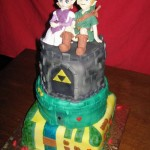 Awesome Legend of Zelda cake [pic]