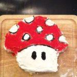 Super Mario Mushroom Cake [pic]