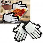 Pixel Oven Mitts [pic]