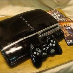 Playstation 3 birthday cake [pic]