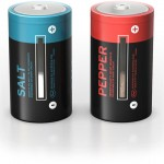 D cell battery salt and pepper shakers [pics]