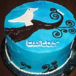 Awesome Twitter cake [pic]