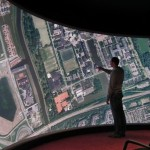 Worlds Largest Touchscreen is 10m x 2.8m [pic + video]