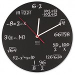 Cool clocks for math geeks [pics]