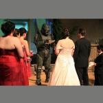 Halo wedding [pic]