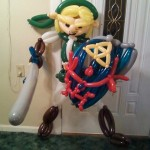 Legend of Zelda Link Balloon Animal [pic]