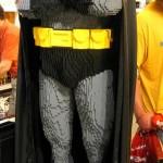 Life-size LEGO Batman [pic]