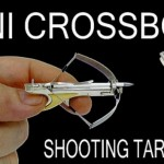 The awesome mini crossbow of doom!