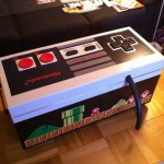Working NES controller coffee table is amazing [pics]