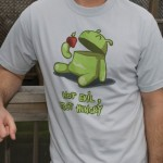 Android Just Hungry T-Shirt [pic]