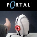 Interactive plush Portal turret talks to you