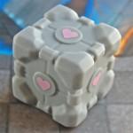Portal companion cube soap [pic]