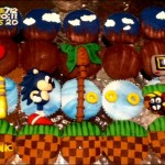 Epic Sonic the Hedgehog Cupcakes [pic]