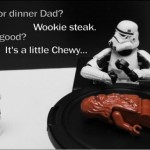 Stormtrooper dinner [pic]