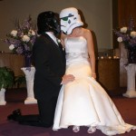 Stormtrooper wedding [pic]
