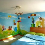 Amazing Super Mario Bros Bedroom [pic]