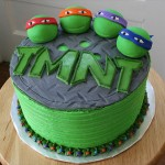 Teenage Mutant Ninja Turtles cake [pic]