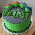 Teenage Mutant Ninja Turtles cake [pic]