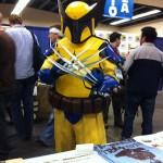 Wolverine + Boba Fett = Wolverine Fett cosplay [pic]