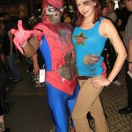 Zombie Spider-man and Mary Jane [pic]