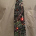 Circuit Board LED Tie [pic]