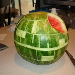 Star Wars Death Star Watermelon [pic]
