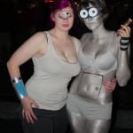 Awesome Futurama Leela and Bender cosplay [pic]