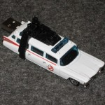 Ghostbuster ECTO-1 Flash Drive [pic]