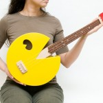 Pac-Man ukulele (paculele) [pic + video]