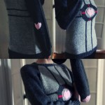 Knitted Portal Companion Cube Sweater [pic]
