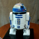 Star Wars R2-D2 cake [pic]