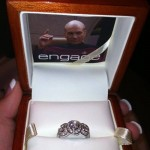 Awesome Star Trek Marriage Proposal [pic]