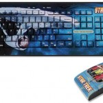 "Star Trek ""Crew"" Keyboard and Mouse Set [pic]"