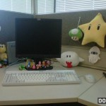 Super Mario Bros workspace [pic]