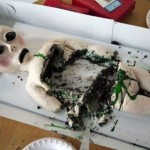 Alien Autopsy Cake [pic]