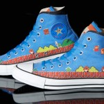 More Super Mario Bros Converse Sneakers Announced [pics]
