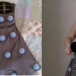 DIY Doctor Who Dalek Dress [pic]