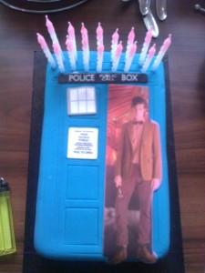 Доктор кто открытка 99