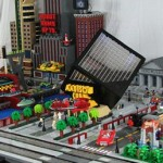 Futurama's New New York Built with LEGOs [pic]