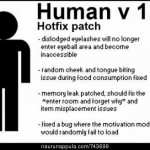 Human v 1.1 Hotfix Patch [pic]